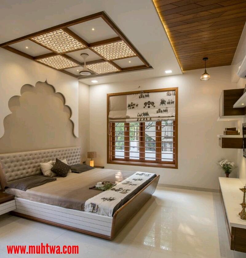 غرف نوم هندية