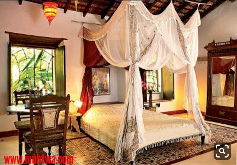 ديكورات غرف نوم هندية