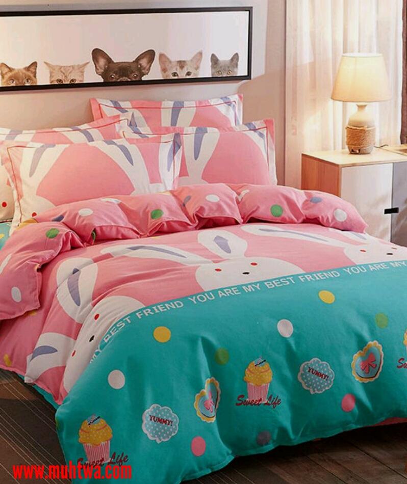 مفارش سرير اطفال