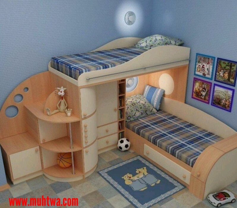 سراير غرف اطفال
