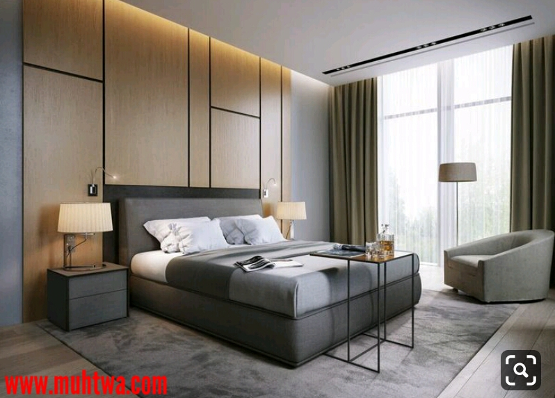 غرف نوم ايطالية