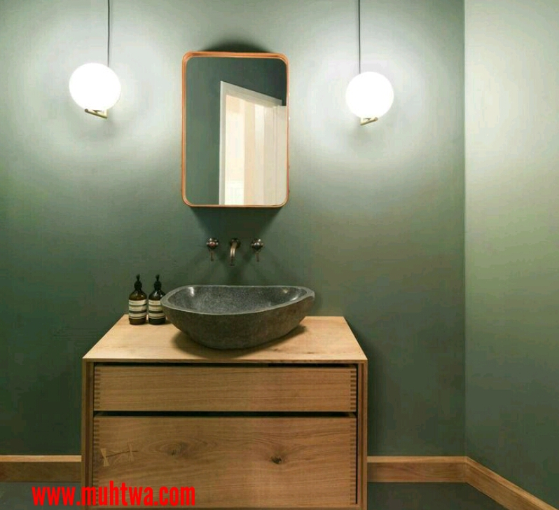 أحواض حمامات