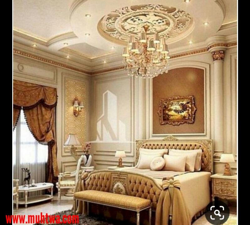 غرف نوم إيطالية