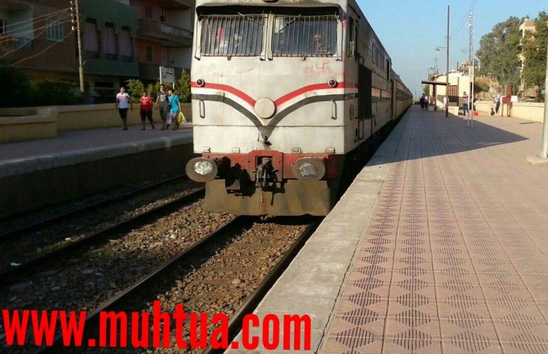 مواعيد قطارات القاهرة