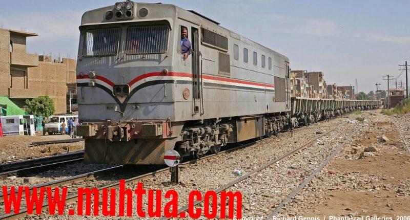 مواعيد قطارات الأسكندرية