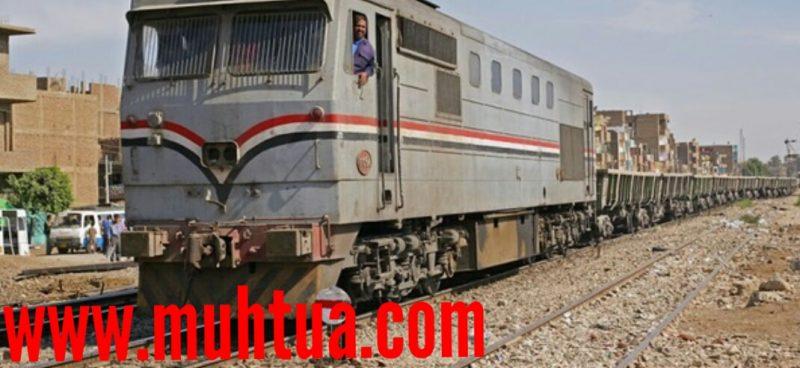 مواعيد قطار سوهاج القاهرة