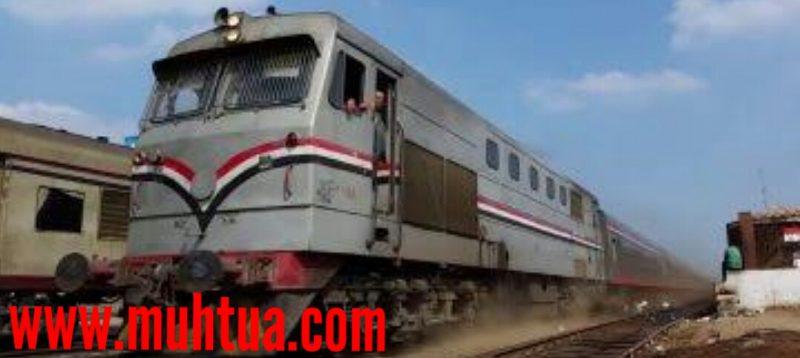 مواعيد قطار القاهرة المحلة
