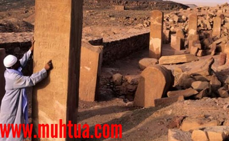 الاثار الفرعونية في سيناء
