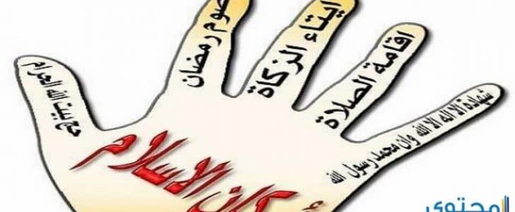ما هي اركان الاسلام الخمسة