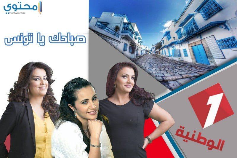 برامج قناة الوطنية التونسية 1