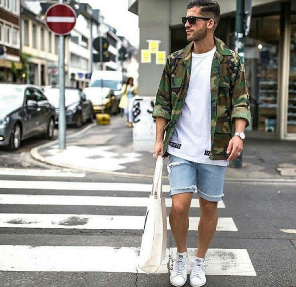ملابس الصيف للشباب
