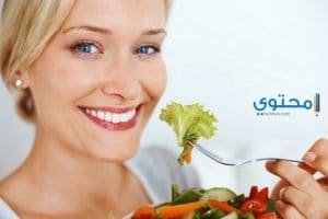 رجيم للحامل ونظام غذائي صحي