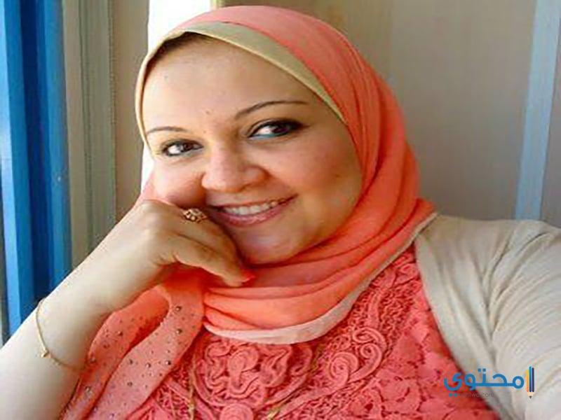 الكاتبة رانيا حمدى