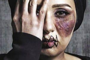 كلمات وعبارات لا للعنف متنوعة