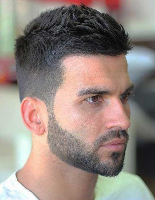 قصات شعر قصير