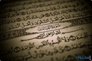 مضامين سورة القيامة وسبب نزولها