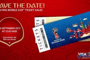 أسعار تذاكر مباريات كأس العالم روسيا 2018
