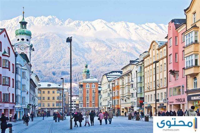 السياحة في النمسا 2021
