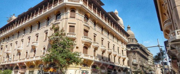 صور ومعلومات عن شارع عماد الدين بالقاهرة