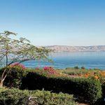 بحيرة طبريا وخروج المسيح الدجال