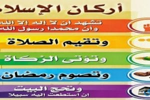 ما هي اركان الاسلام الصحيحة