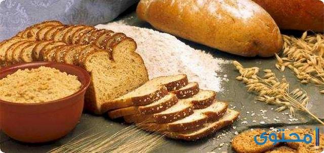 مدة هضم الخبز والمعجنات