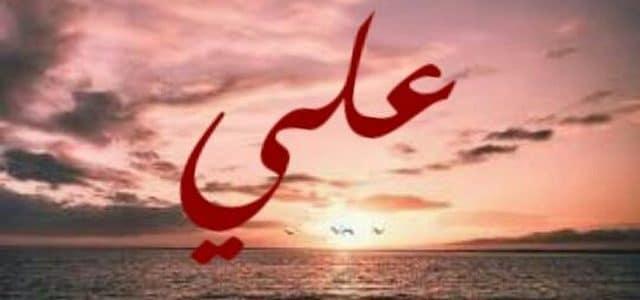 حكم علي بن أبي طالب عن التغيير
