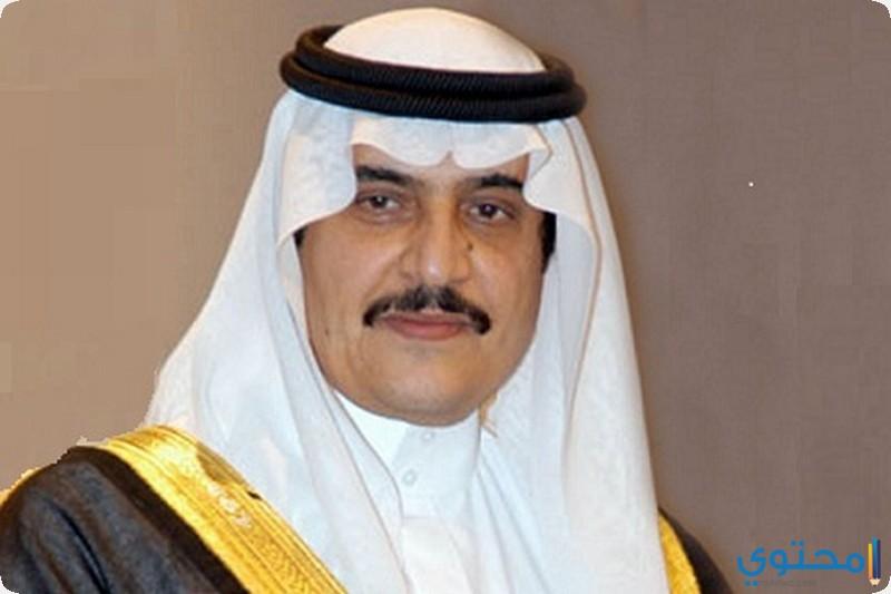 انجازات الأمير محمد بن فهد