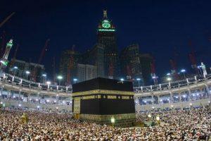 مجموعة صور وعبارات عن مكة