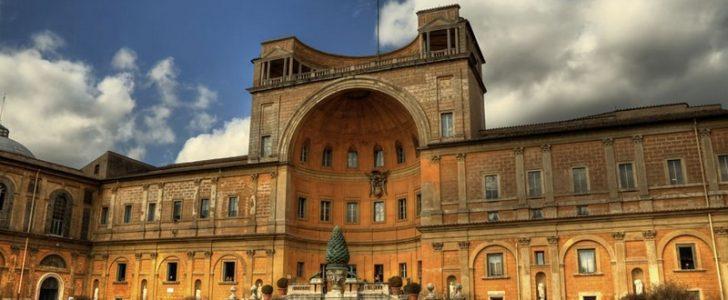 معلومات وصور عن متاحف الفاتيكان