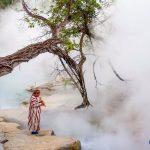 قصة نهر الغليان في بيرو