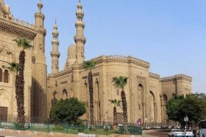 تقرير عن مسجد الرفاعي بالقاهرة بالصور