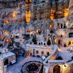 تقرير عن مدينة الجن في تركيا 2019