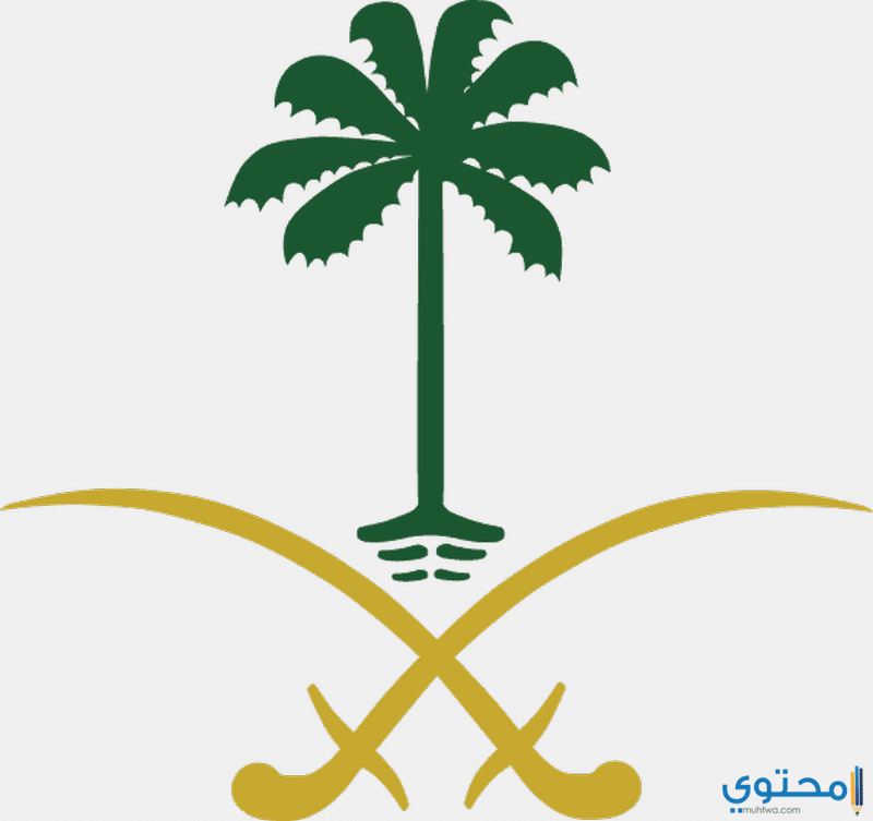 العلم السعودي