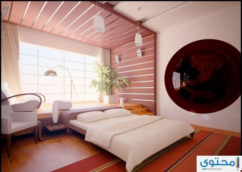 ديكور اسقف غرف النوم