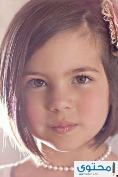 قصات شعر الاطفال