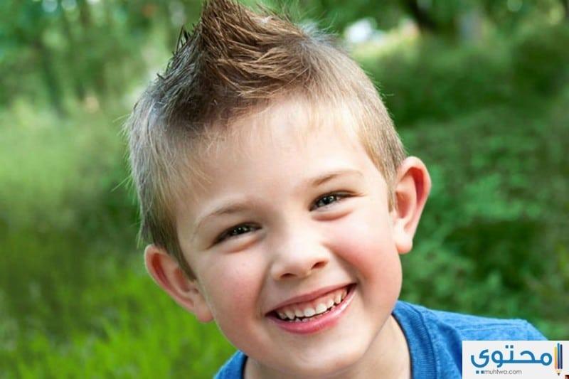 احدث قصات شعر الاطفال