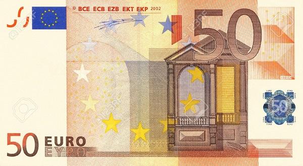 50 يورو