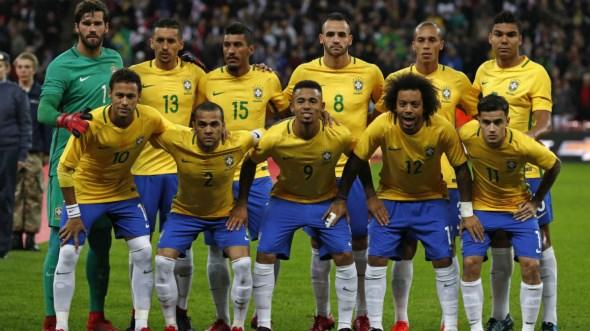 صور منتخب البرازيل