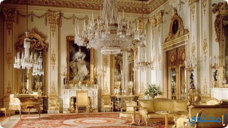 غرفة داخل قصر الطاهرة