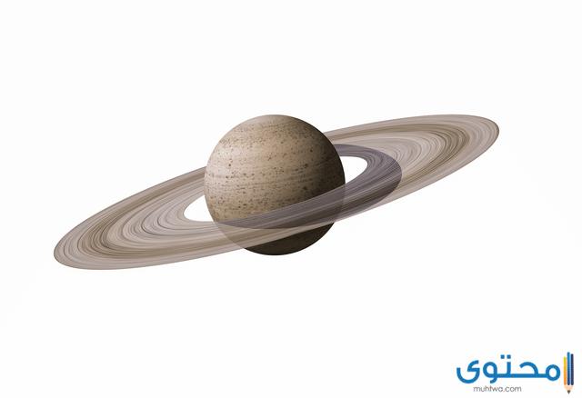 معلومات عن كوكب زحل