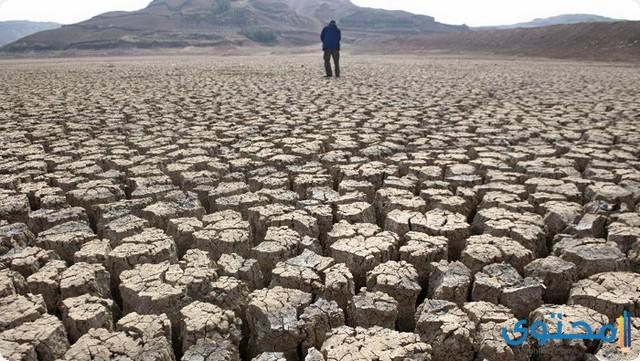 رؤية الجفاف في المنام