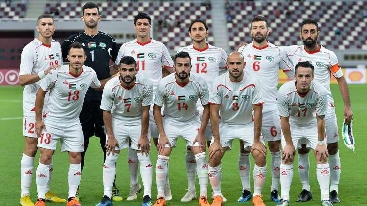 صور منتخب فلسطين