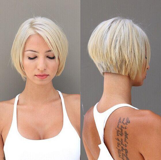 فصات شعر قصير