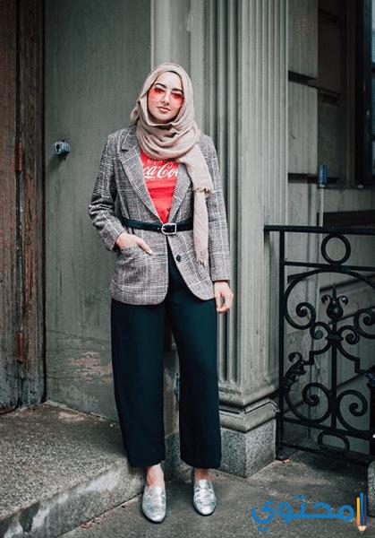 ملابس كاجوال للمحجبات