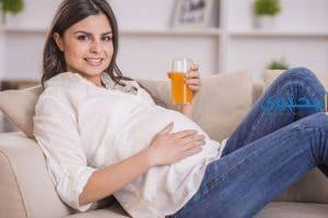 أفضل أنواع العصائر للحامل بالتفصيل
