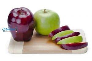 تفسير رؤية التفاح فى المنام