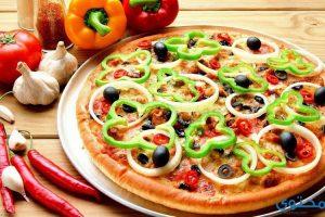طريقة عمل البيتزا 2019 بحشوة الدجاج اللذيذة