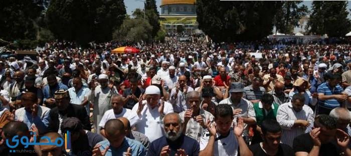 موعد صلاة عيد الفطر في مصر 2022 - موقع محتوى