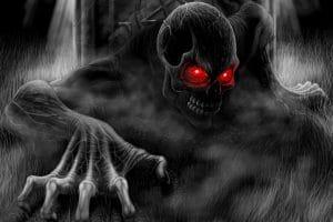 قصة رعب مخيفه (انا والظلام)
